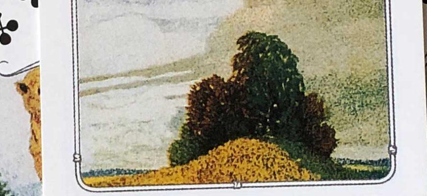 Карта Тучи Ленорман