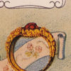 Карта кольцо оракула Ленорман