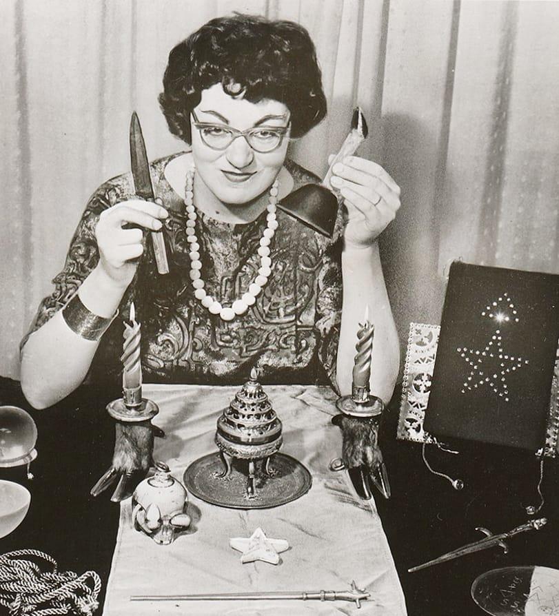 Главная викканская жрица, Дорин Вальенте