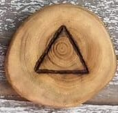 руна треугольника